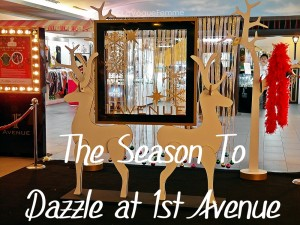 The Season To Dazzle at 1st Avenue
