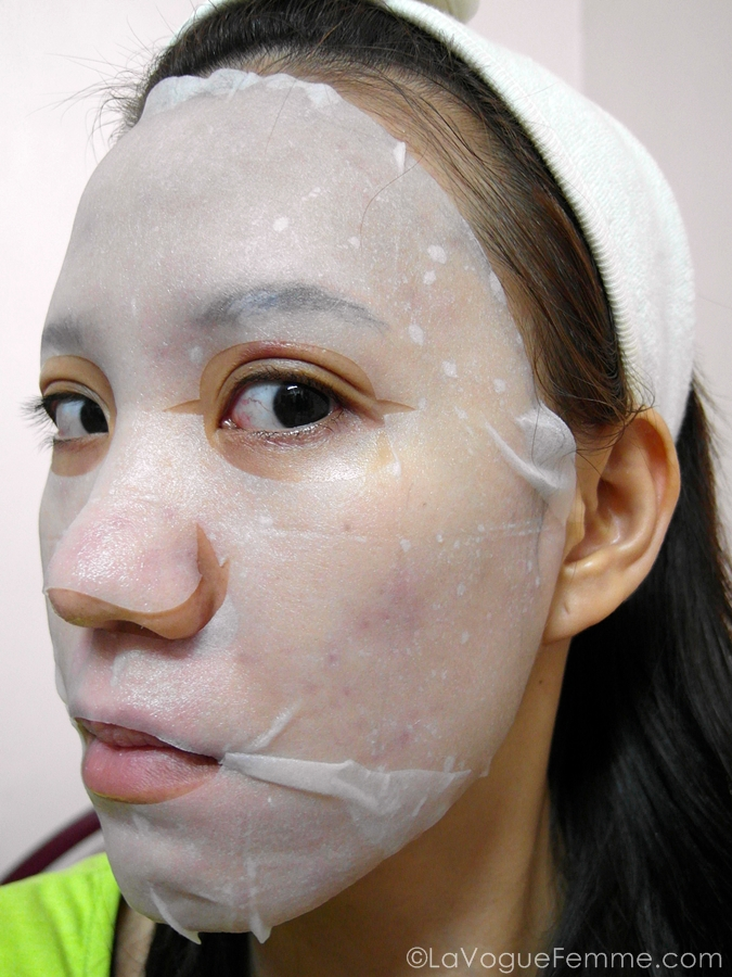 Annie's Way Anti-Acne Mask Texture