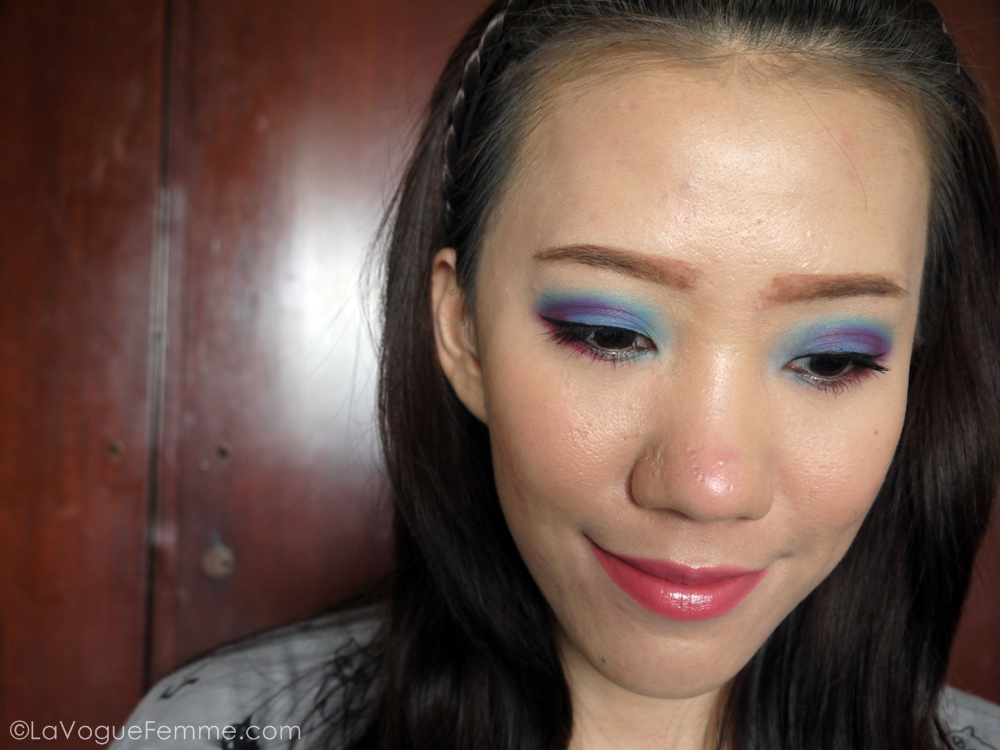 Aurora Fantasy Make Up - Traclyn 2