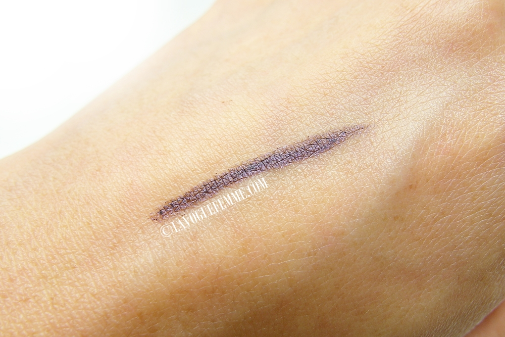 Maybelline Color Show Liner in Noble Purple Swatch