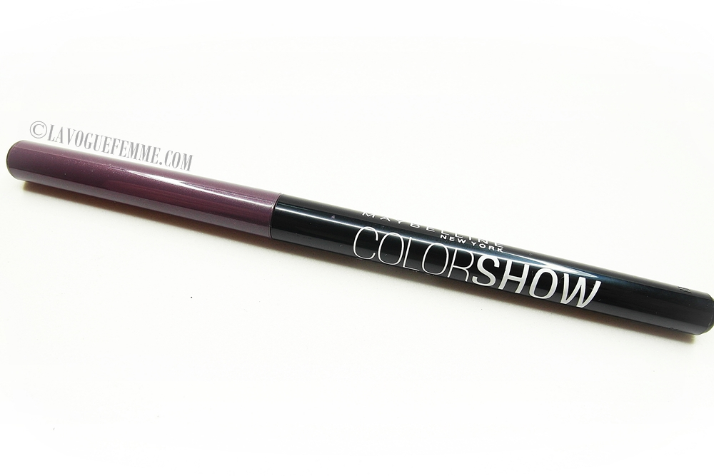 Maybelline Color Show Liner in Noble Purple