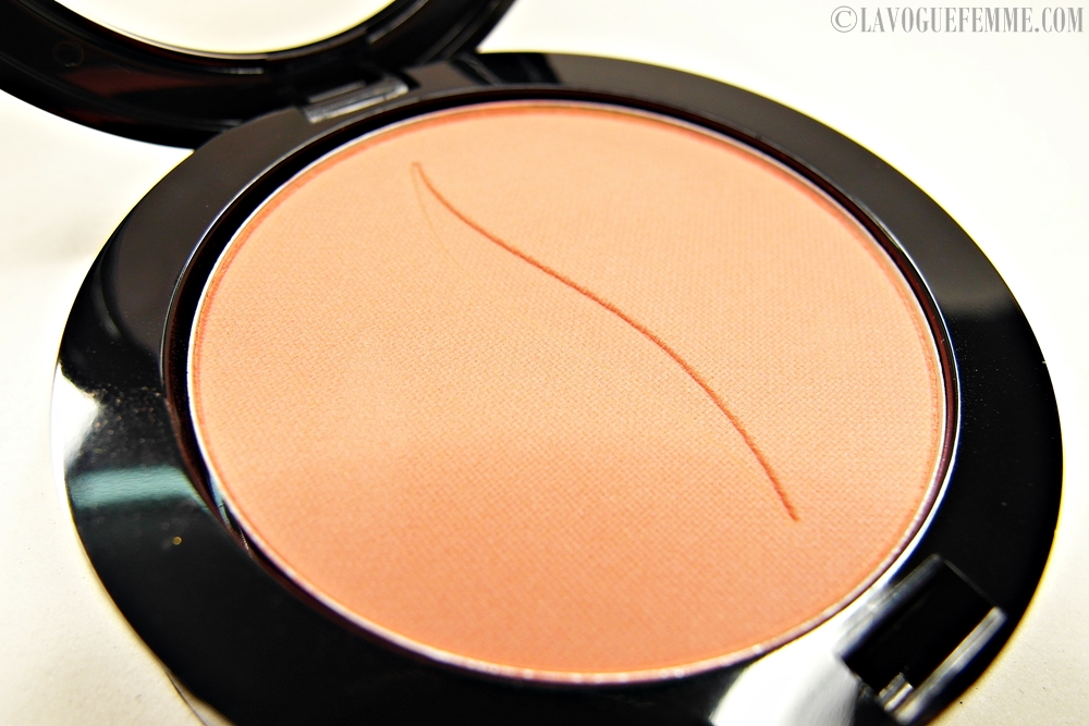 SEPHORA COLLECTION Colorful Blush Orange Punchy Sunbaked Up Close
