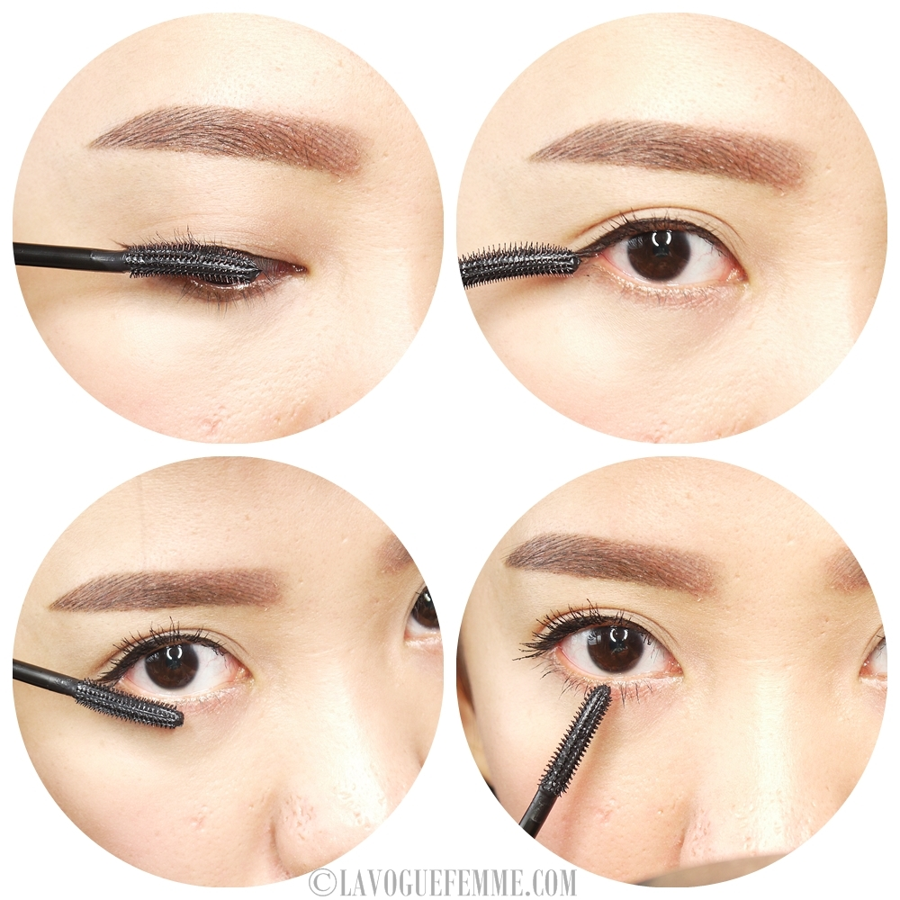 Benefit Roller Lash Super Curling & Lifting Mascara How To