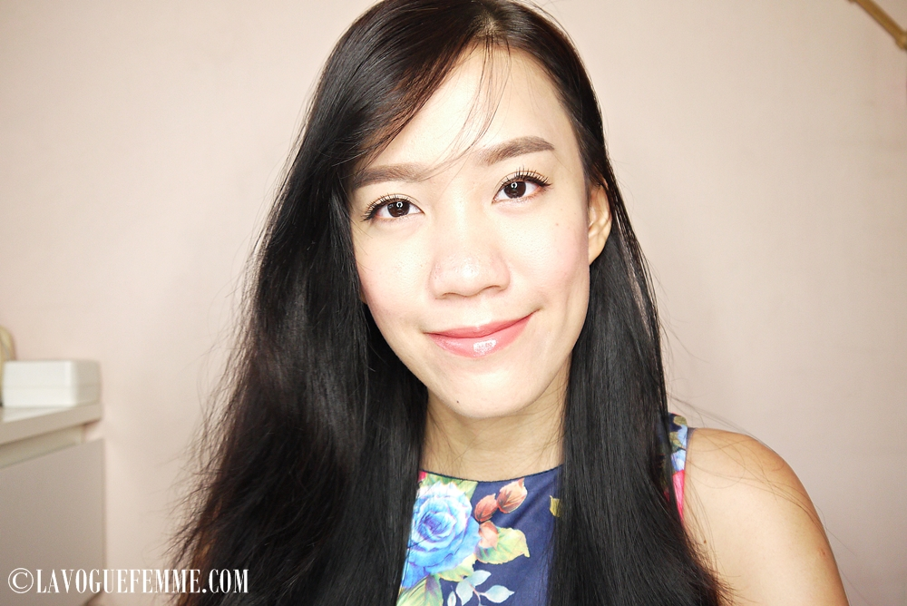 Urban Decay Sheer Revolution Lipstick Sheer Liar - Traclyn Yeoh