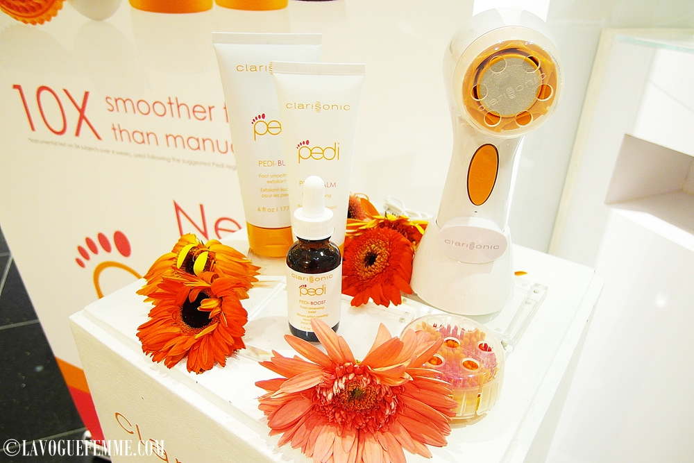 Clarisonic Pedi Sonic Transformation System